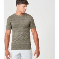 Sculpt Seamless T-Shirt - XS - Light Olive