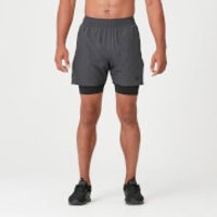 Power Shorts - Slate - XXL - Slate