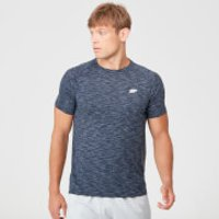 Performance T-Shirt - S - Navy Marl