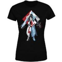 Assassin's Creed Animus Split Women's T-Shirt - Black - 3XL - Black