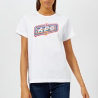 A.p.c. Charlie T-shirt - White