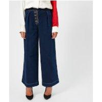 Rejina Pyo Women's Brodie Jeans - Denim Blue - UK 8 - Blue