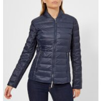 Armani Exchange Women's Lightweight Down Jacket - Navy - M - Navy