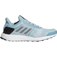 adidas Womens Ultra Boost ST Running Shoes - Blue - US 8.5/UK 7 - Blue