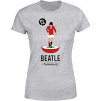 Subbuteo EL Beatle Women's T-Shirt - Grey - S - Grau