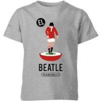 Subbuteo EL Beatle Kids' T-Shirt - Grey - 5-6 Years - Grey