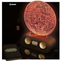 Star Wars Death Star Light and Sound Reactive Bluetooth Speaker
