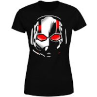 Ant-Man And The Wasp Scott Mask Women's T-Shirt - Black - S - Black