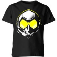 Ant-Man And The Wasp Hope Mask Kids' T-Shirt - Black - 9-10 Years - Black