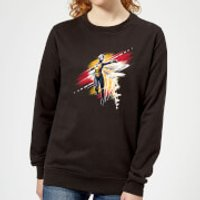 Ant-Man And The Wasp Brushed Women's Sweatshirt - Black - L - Black