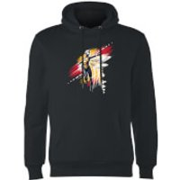 Ant-Man And The Wasp Brushed Hoodie - Black - L - Black