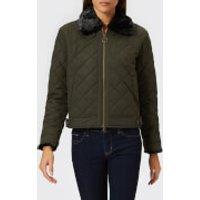 Barbour Heritage Women's Tetbury Quilt Jacket - Sage - UK 8 - Green