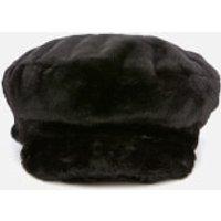 Charlotte Simone Women's Baker Babe Hat - Black