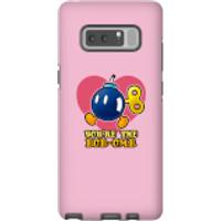 Funda móvil Nintendo Super Mario You're The Bob-Omb para iPhone y Android - Samsung Note 8 - Carcasa doble capa - Mate