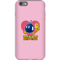 Funda móvil Nintendo Super Mario You're The Bob-Omb para iPhone y Android - iPhone 6 Plus - Carcasa doble capa - Brillante