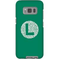 Funda Móvil Nintendo Super Mario Luigi Items Logo para iPhone y Android - Samsung S8 - Carcasa doble capa - Mate