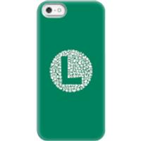 Funda Móvil Nintendo Super Mario Luigi Items Logo para iPhone y Android - iPhone 5/5s - Carcasa rígida - Brillante