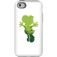 Nintendo Super Mario Yoshi Silhouette Phone Case - iPhone 5C - Tough Case - Matte