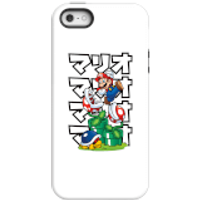 Nintendo Super Mario Piranha Plant Japanese Phone Case - iPhone 5/5s - Tough Case - Gloss - Japanese Gifts