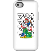 Nintendo Super Mario Piranha Plant Japanese Phone Case - iPhone 5C - Tough Case - Gloss - Japanese Gifts