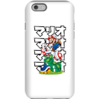 Nintendo Super Mario Piranha Plant Japanese Phone Case - iPhone 6S - Tough Case - Gloss - Japanese Gifts