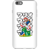 Nintendo Super Mario Piranha Plant Japanese Phone Case - iPhone 6 Plus - Tough Case - Gloss - Japanese Gifts