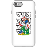Nintendo Super Mario Piranha Plant Japanese Phone Case - iPhone 7 - Tough Case - Gloss - Japanese Gifts