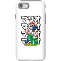Nintendo Super Mario Piranha Plant Japanese Phone Case - iPhone 8 - Tough Case - Gloss - Japanese Gifts