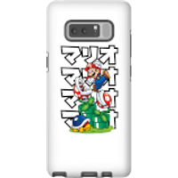 Nintendo Super Mario Piranha Plant Japanese Phone Case - Samsung Note 8 - Tough Case - Gloss - Japanese Gifts