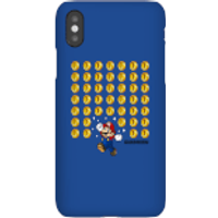 Nintendo Super Mario Coin Drop Phone Case - iPhone X - Snap Case - Matte