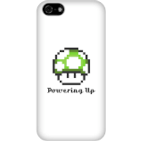Nintendo Super Mario Powering Up Phone Case - iPhone 5C - Snap Case - Matte