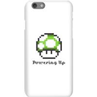 Nintendo Super Mario Powering Up Phone Case - iPhone 6S - Snap Case - Matte