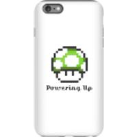 Nintendo Super Mario Powering Up Phone Case - iPhone 6 Plus - Tough Case - Matte