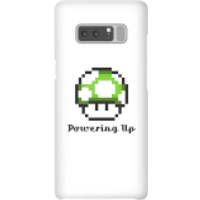 Nintendo Super Mario Powering Up Phone Case - Samsung Note 8 - Snap Case - Gloss