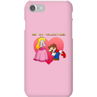 Be My Valentine Phone Case - iPhone 7 - Snap Case - Matte