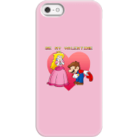 Be My Valentine Phone Case - iPhone 5/5s - Snap Case - Gloss