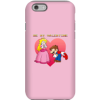 Be My Valentine Phone Case - iPhone 6S - Tough Case - Gloss