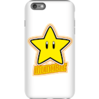Nintendo Super Mario Invincible Phone Case - iPhone 6 Plus - Tough Case - Gloss