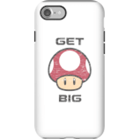 Nintendo Super Mario Get Big Mushroom Phone Case - iPhone 7 - Tough Case - Gloss - Mushroom Gifts