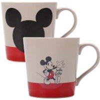 Mickey Mouse Heat Changing Mug