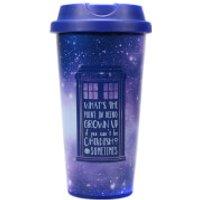 Dr Who Galaxy Travel Mug - Dr Who Gifts