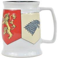 Game Of Thrones Small Tankard Mug (Banner Sigils) - Geek Gifts