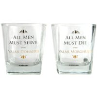 Game Of Thrones Glasses Set (All Men) - Glasses Gifts