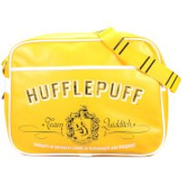 Harry Potter Retro Bag (Hufflepuff Crest) - Retro Gifts
