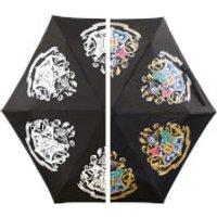 Harry Potter Colour Change Umbrella (Hogwarts Crest)