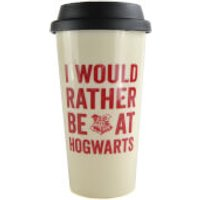 Harry Potter Travel Mug (Hogwarts Slogan)