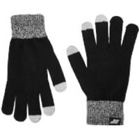 Knitted Gloves - Black - L-XL - Black