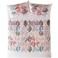 Ted Baker Sea of Clouds Duvet Cover - Pink - Super King