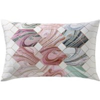 Ted Baker Sea of Clouds Pillowcase Pair - Pink