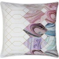 Ted Baker Sea of Clouds Cushion - Pink